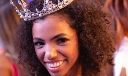 La bella e brava Magdalena conquista il titolo di Miss Teenager FOTO