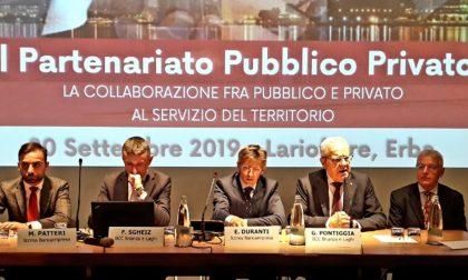 Convegno Bcc Brianza e Laghi: collaborazione vincente tra pubblico e privato