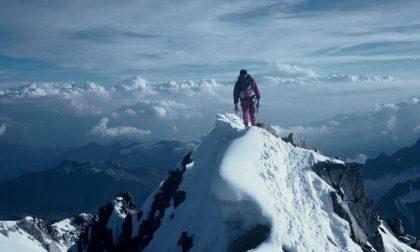 Giussano: Giorgio Confalonieri racconta il suo alpinismo, un inno alla vita