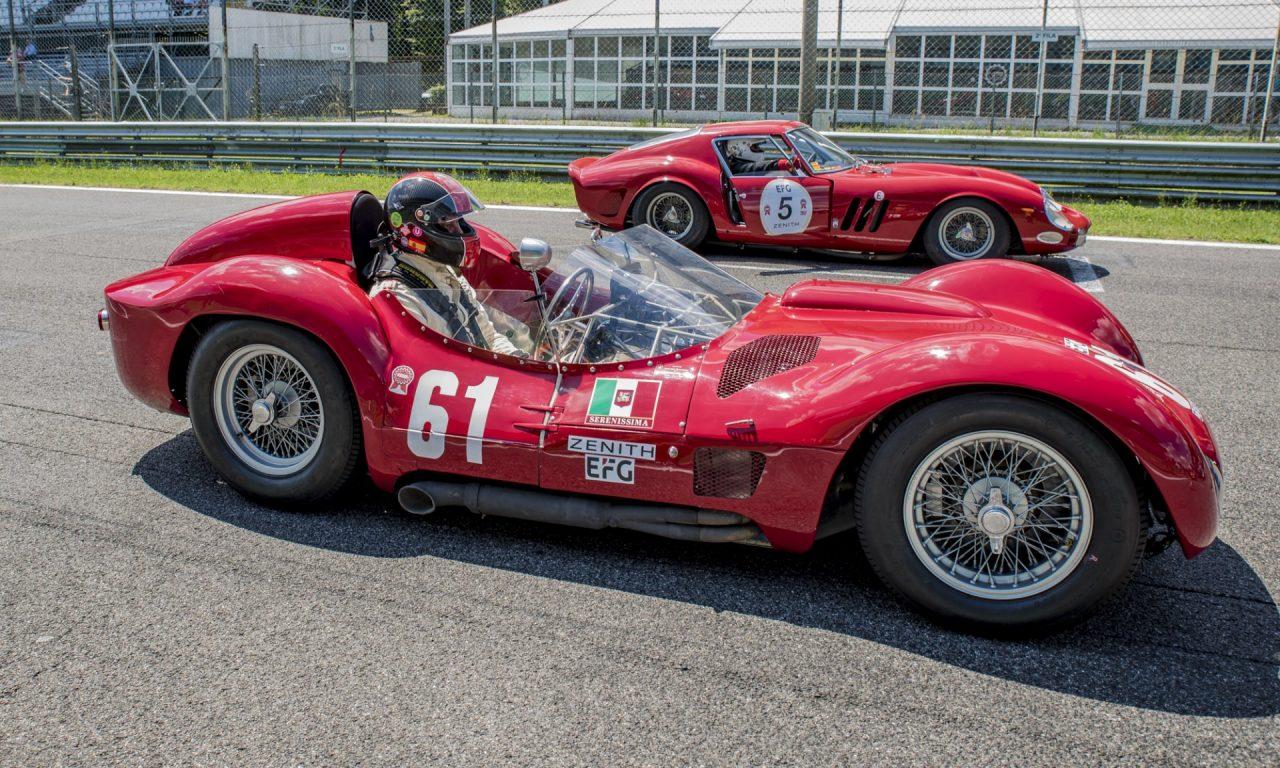 Monza Historic, 300 vetture storiche in pista in Autodromo ...