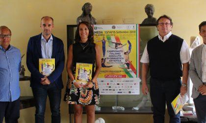 Ginnastica artistica, Meda pronta a ospitare i campionati italiani assoluti
