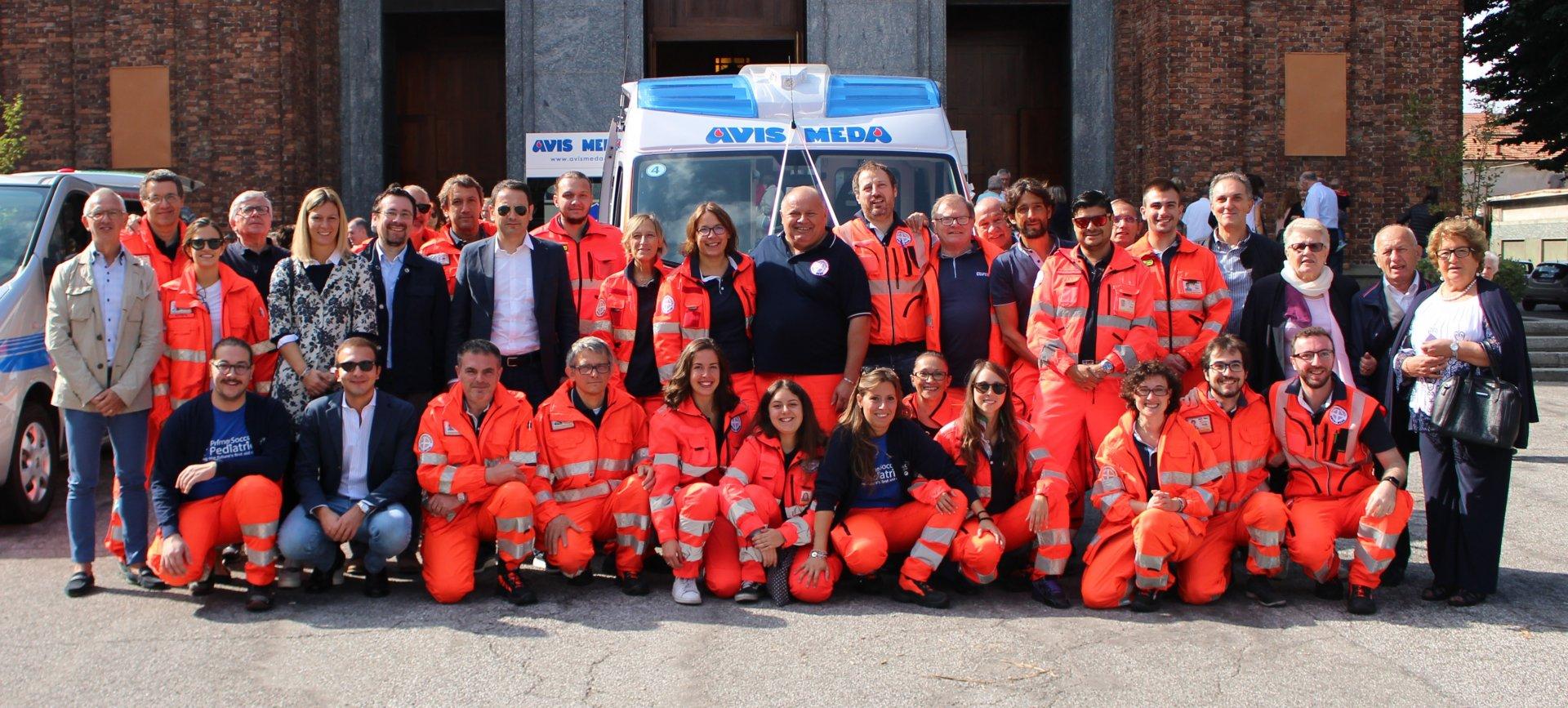 Avis Meda, stasera la presentazione del corso per aspiranti soccorritori - Giornale di Monza