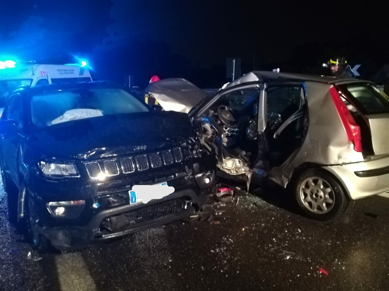 Incidente ss36 veduggio
