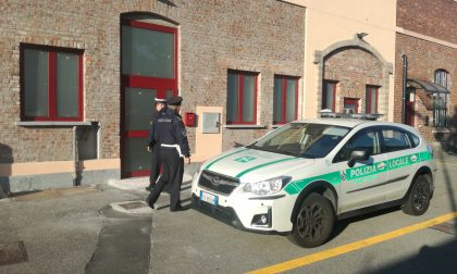 Controlli della Polizia locale al centro islamico FOTO