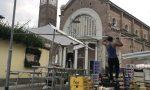 Agrate: la prima volta del mercato in centro GUARDA LE FOTO
