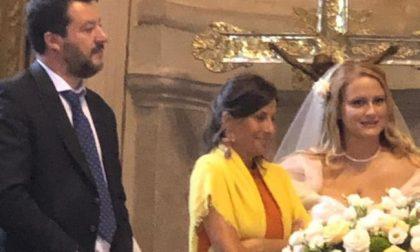 Chi è Giorgia Colombo, la giornalista che al matrimonio ha avuto come testimone Matteo Salvini
