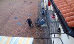 Incredibile a Sant'Albino | Ora rubano anche le carrozzine degli anziani VIDEO