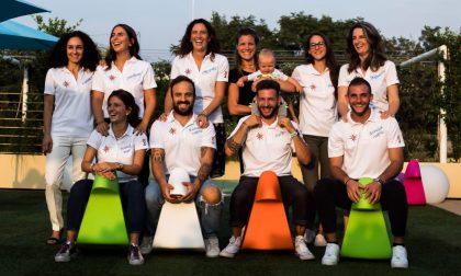 Al Maria Letizia Verga inaugurato il Giardino della Sport Therapy