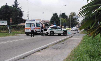 Travolto da un Mercedes: 77enne muore sul colpo