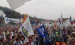 """Raduno di Pontida, Salvini: """"Questa è l'Italia che vincerà"""" FOTO"""