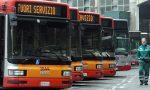 Trasporto pubblico: stop ai mezzi fino a fine servizio