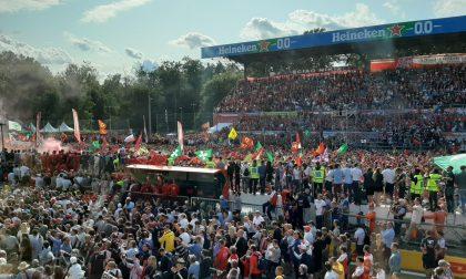 Trionfo Ferrari a Monza: Leclerc conquista il podio, la gioia dei tifosi