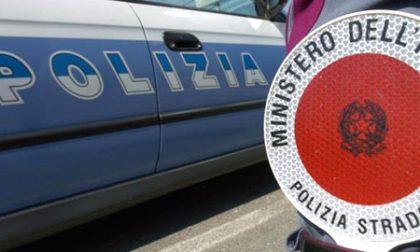 Con la droga su un furgone rubato in Brianza: 53enne pizzicato dalla Polizia in Valtellina