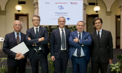 Gian Luca Rana e il Festival del Futuro:l'innovazioneche guida la crescita!