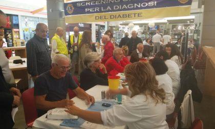 Giussano, screening sul diabete. Iniziativa firmata Lions  Club Brianza Host