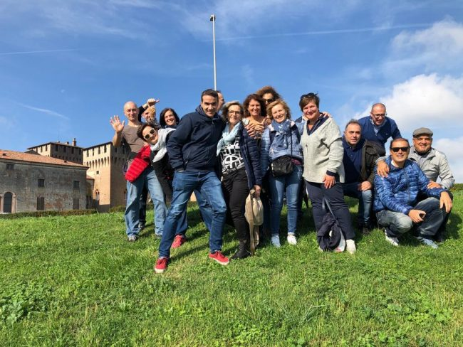 Hanno spento cinquanta candeline a Mantova