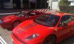 Seregno per un giorno è la città delle Ferrari FOTO