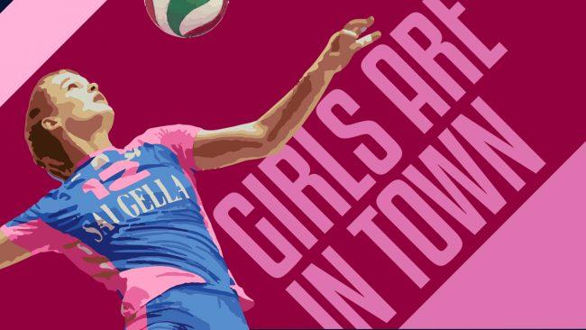 Volley femminile, Saugella Team Monza contro Zanetti Bergamo: SCONTO BIGLIETTI