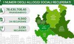 Recupero alloggi sfitti, riqualificazione conclusa per 69 interventi su 100