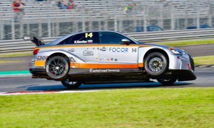 International Gt Open, bolidi a tutta velocità sul Monza Eni Circuit FOTO