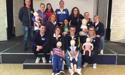 Un successo il corso di disostruzione pediatrica a Vedano