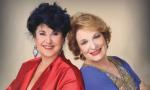 Marisa Laurito e Fioretta Mari aprono la stagione del Teatro Villoresi