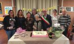 Villasanta, nonna Rosalia soffia 104 candeline
