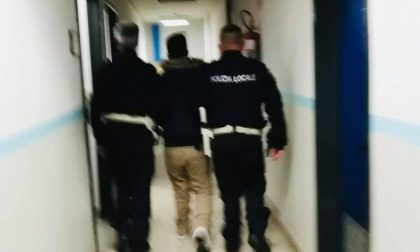 Fa la spesa a scrocco e picchia il vigilante: arrestato per rapina