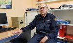 Lo storico agente della Polizia locale va in pensione