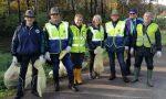 Puliamo il mondo a Cimnago, raccolti 40 sacchi di rifiuti