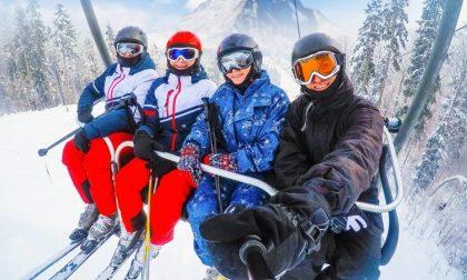 Vacanze sulla neve, le abitudini degli sciatori italiani