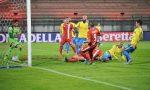 Monza-Carrarese la partita in diretta, pareggio dolceamaro per i biancorossi – FOTO