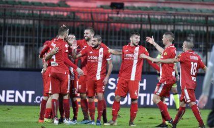 Monza-Alessandria la partita in diretta, i biancorossi affondano l'Alessandria con due reti nella ripresa
