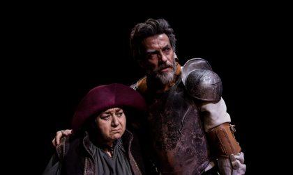 Al Manzoni arriva Don Chisciotte di Miguel de Cervantes