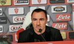 Monza-Carrarese interviste, parlano Baldini e Brocchi