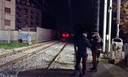 Travolto e ucciso dal treno a Bovisio