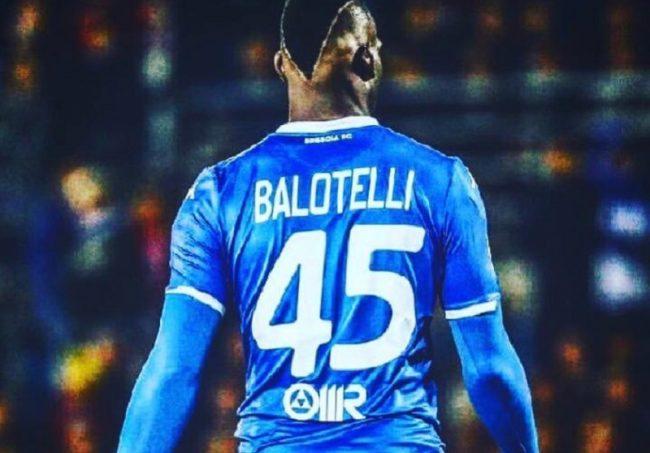 Balotelli, divieto di guida per tre mesi in Svizzera