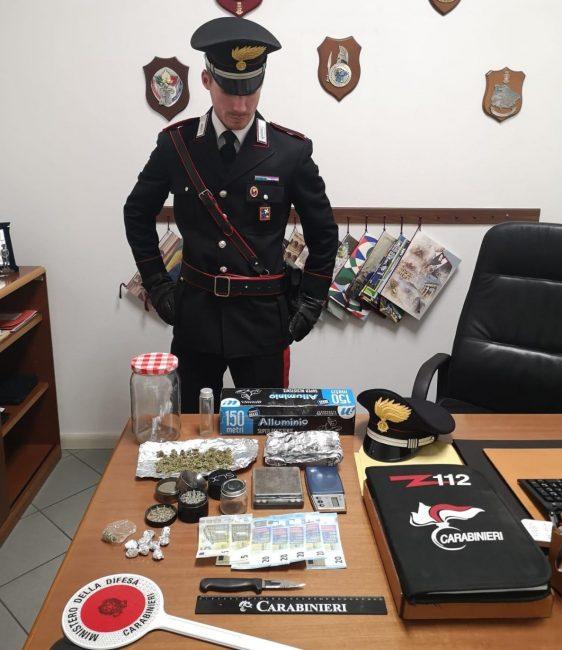 Spacciava davanti a scuola arrestato pusher a Nova Milanese