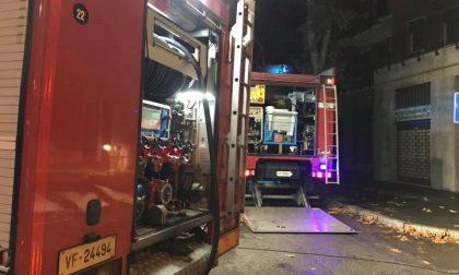 Fuga di gas: maxi emergenza e condominio evacuato FOTO