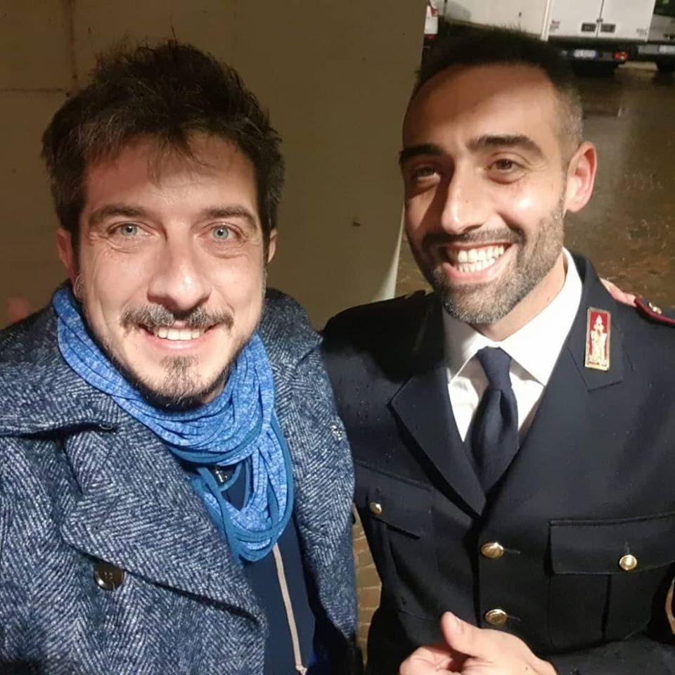 Paolo Ruffini conferma la crisi momento down con Diana Del Bufalo