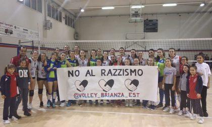 Volley Brianza Est dice no al razzismo