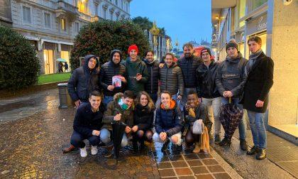 Lega giovani in piazza contro la violenza sulle donne