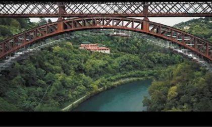 Ponte di Paderno: dal 14 settembre via libera ai treni