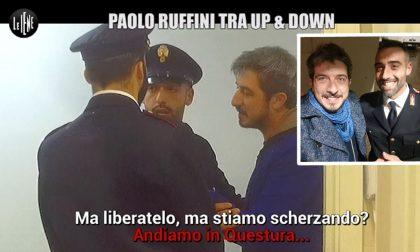 Un bernareggese nello scherzo delle Iene a Paolo Ruffini