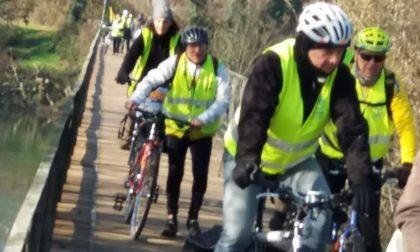 Fondazione Cariplo rende più sicura l'alzaia del fiume Adda per la mobilità dolce