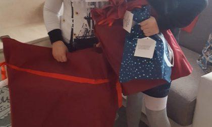 Giussano, la letterina di Emma a Babbo Natale arriva fino a Carpi…