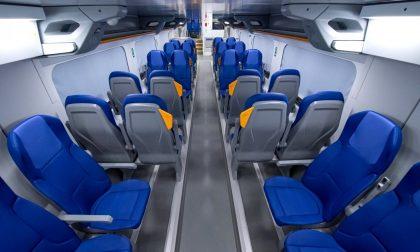 Nuovi treni per servizio ferroviario regionale, consegnato il primo Caravaggio FOTO