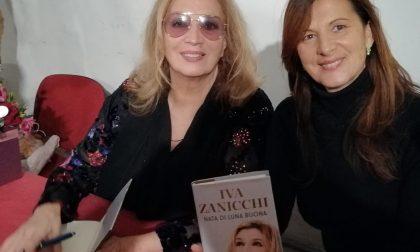 Iva Zanicchi incanta al Monastero del Lavello FOTO