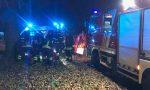 Diciottenne precipita in un dirupo, il ragazzo la segue per soccorrerla, arrivano ambulanza e pompieri FOTO