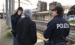Pusher irregolare sul territorio arrestato in stazione